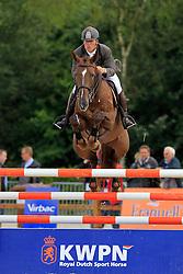 Veldhuis Steven (NED) - Why Not<br /> KWPN Paardendagen 2010<br /> © Hippo Foto - Leanjo de Koster