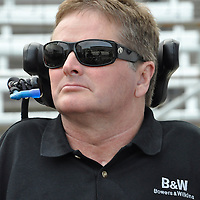 Sam Schmidt at Indycar May 2011 - Indianapolis