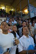 London, England, August 2008. Walthamstow stadium.