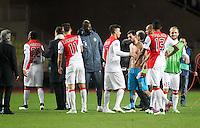 Joie Monaco - 09.12.2014 - Monaco / Zenith St Petersbourg - Champions League<br /> Photo : Serge Haouzi / Icon Sport