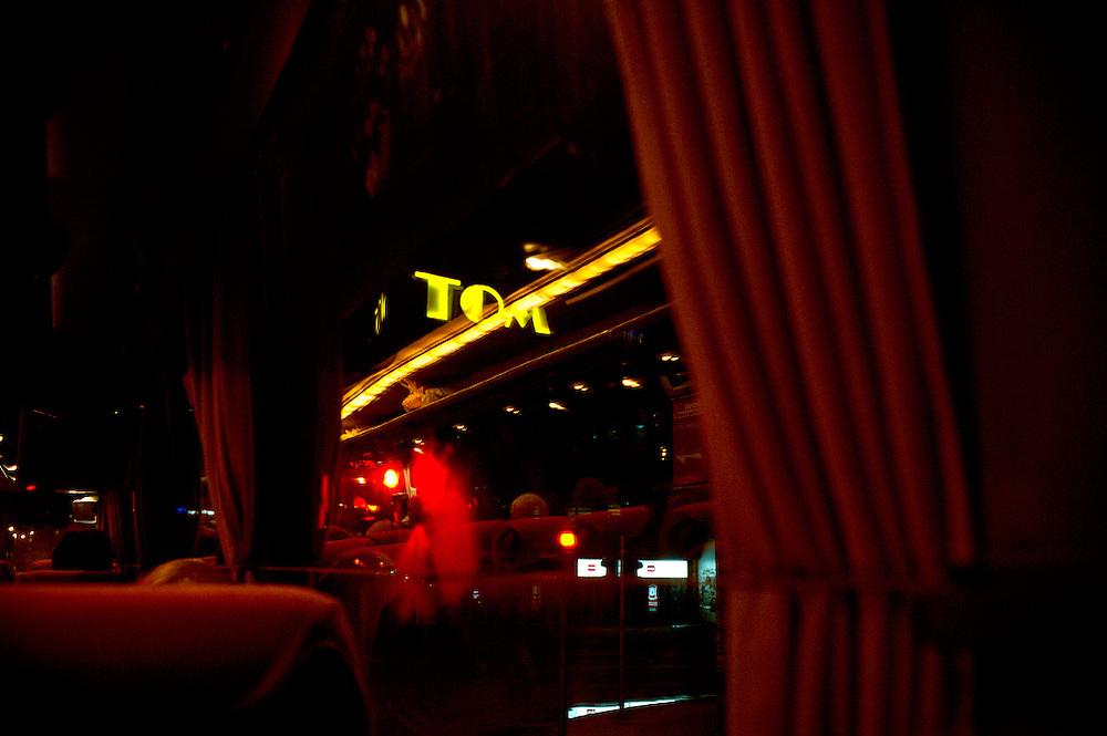 Autobus notturno, Sarajevo-Belgrado, 2012