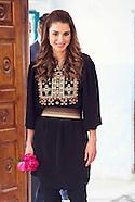 Queen Rania Visits Al Koum Al Ahmar