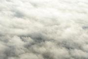 Nederland, Flevoland, Lelystad, 11-12-2013;  mist en wolken. Zuidelijk Fleovloand, tussen Vogelweg en Gooiseweg (ten ZO Almere).<br /> Fog and clouds. New Polder Flevoland.<br /> luchtfoto (toeslag op standaard tarieven);<br /> aerial photo (additional fee required);<br /> copyright foto/photo Siebe Swart.