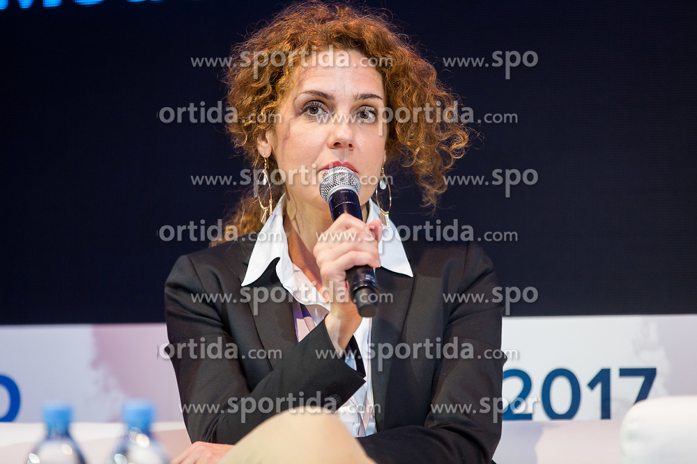 Anita Siskic (Rokometna zveza Hrvaske) during Sports marketing and sponsorship conference Sporto 2017, on November 16, 2017 in Hotel Slovenija, Congress centre, Portoroz / Portorose, Slovenia. Photo by Vid Ponikvar / Sportida