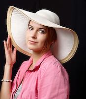 Women's fashion portrait