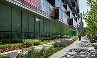 Architectural  image of DC  Square 37 in the West End of Washington DC by Jeffrey Sauers of Commercial Photographics, Architectural Photo and Video Artistry