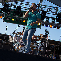 Reckless Whiskey opening up for Travis Tritt at the Decatur Celebration Friday August 4, 2017