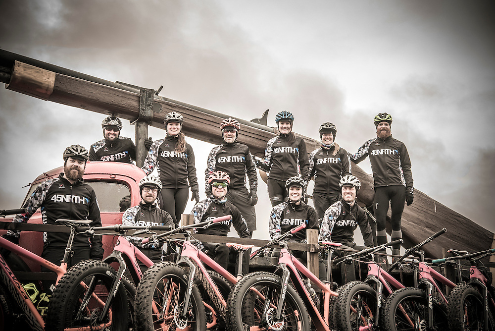 The 45NRTH team visits Michigan's Upper Peninsula.