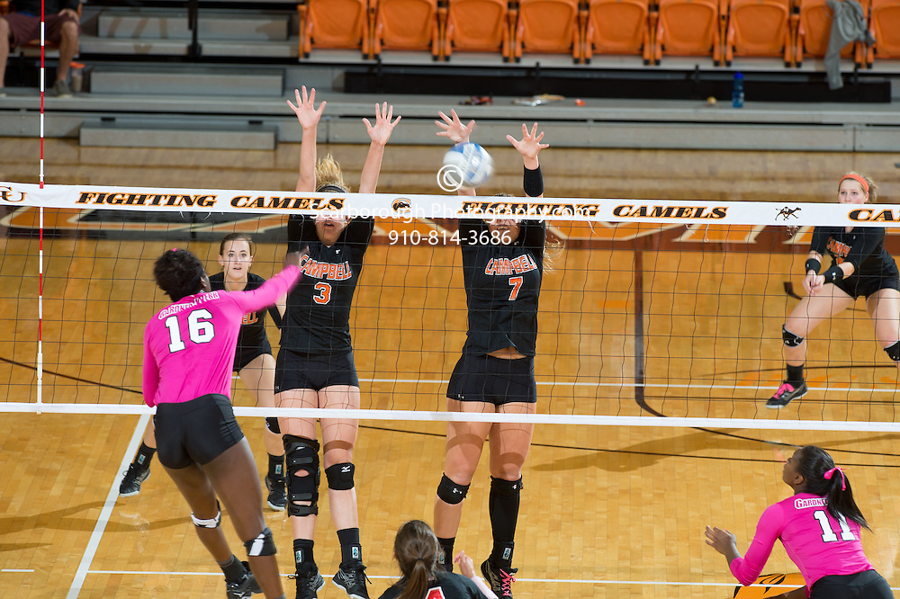 2014 Campbell University Volleyball vs Gardner Webb