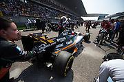 April 10-12, 2015: Chinese Grand Prix - Nico Hulkenberg (GER), Force India-Mercedes