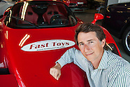 Chris Carel, founder of Fast Toys Club.