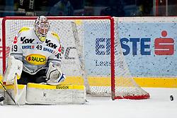 06.03.2016, Ice Rink, Znojmo, CZE, EBEL, HC Orli Znojmo vs Dornbirner Eishockey Club, Viertelfinale, 5. Spiel, im Bild Florian Hardy (Dornbirner) // during the Erste Bank Icehockey League 5th quarterfinal match between HC Orli Znojmo and Dornbirner Eishockey Club at the Ice Rink in Znojmo, Czech Republic on 2016/03/06. EXPA Pictures © 2016, PhotoCredit: EXPA/ Rostislav Pfeffer