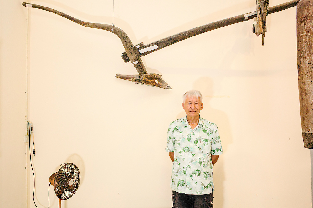 Travel writer, Richard Doring, is responsible for co-founding the non-profit Khao Lak Museum and Tsunami Exhibition. The museum, he says, is a way for him and his founding-partner to remember that tragic event, a gesture that furthermore is a way to credit the many donors for the financial help received that assisted the local community in rebuilding itself.  He states emphatically that most of the donations were from individual donors rather than organisations like the German Red Cross that also received large support from the German public. Artefacts within the exhibition such as a fax from the German Red Cross and spread sheets detailing individual donors form part of the moving exhibition.