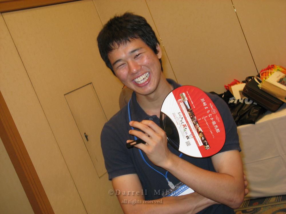 Aug. 09, 2010 ; Nagasaki, JPN - 2010 WCAAHB farewell reception