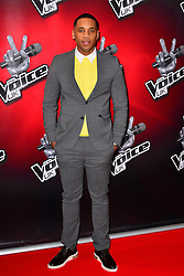 Reggie Yates during The Voice press launch, The Soho Hotel, London, United Kingdom, London, United Kingdom, March 11, 2013. Photo by Nils Jorgensen / i-Images...Contact..Andrew Parsons: 00447545 311662.Stephen Lock: 00447860204379