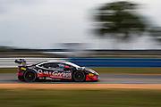 November 19-22, 2015: Lamborghini Super Trofeo at Sebring Intl Raceway. #207 Takeshi Kimura, Dank Racing