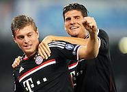 Fussball Uefa Champions League 2011/12: SSC Neapel - FC Bayern Muenchen