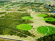 Nederland, Zuid-Holland, Benthuizen, 14-09-2019; Benthuizen, Golfbaan Bentwoud.<br /> Golf course Bentwoud.<br /> luchtfoto (toeslag op standard tarieven);<br /> aerial photo (additional fee required);<br /> copyright foto/photo Siebe Swart