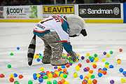 KELOWNA, CANADA - MARCH 15:  RCMP Canine Challenge at the Kelowna Rockets game on March 15, 2017 at Prospera Place in Kelowna, British Columbia, Canada.  (Photo By Cindy Rogers/Nyasa Photography,  *** Local Caption ***