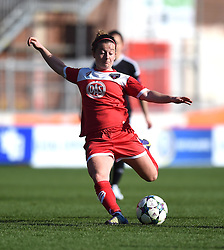 Bristol Academy's Christie Murray - Photo mandatory by-line: Paul Knight/JMP - Mobile: 07966 386802 - 21/03/2015 - SPORT - Football - Bristol - Ashton Gate Stadium - Bristol Academy v FFC Frankfurt - UEFA Women's Champions League
