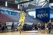 Riccardo Bolpin<br /> U.S. Basket Recanati - Kontatto Fortitudo Basket Bologna<br /> Lega Nazionale Pallacanestro 2016/2017<br /> Recanati 09/04/2017<br /> Foto Ciamillo-Castoria