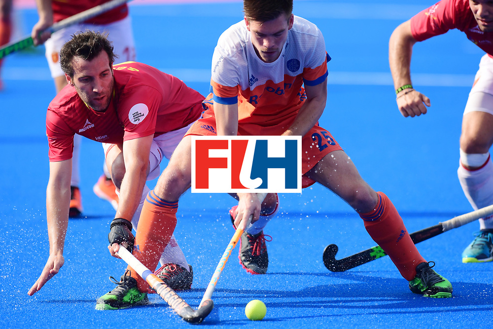 Odisha Men's Hockey World League Final Bhubaneswar 2017<br /> Match id:04<br /> Netherlands vs Spain<br /> Foto: Thierry Brinkman (Ned) <br /> WORLDSPORTPICS COPYRIGHT FRANK UIJLENBROEK