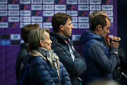 Megret Genevieve, (FRA), Owner Vagabond de la Pomme<br /> Longines FEI World Cup Final 1 - Goteborg 2016<br /> © Hippo Foto - Dirk Caremans<br /> 25/03/16