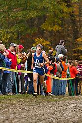 2012 High School Western Maine Regional Cross Country Championships, Class B Boys race Silas Eastman,