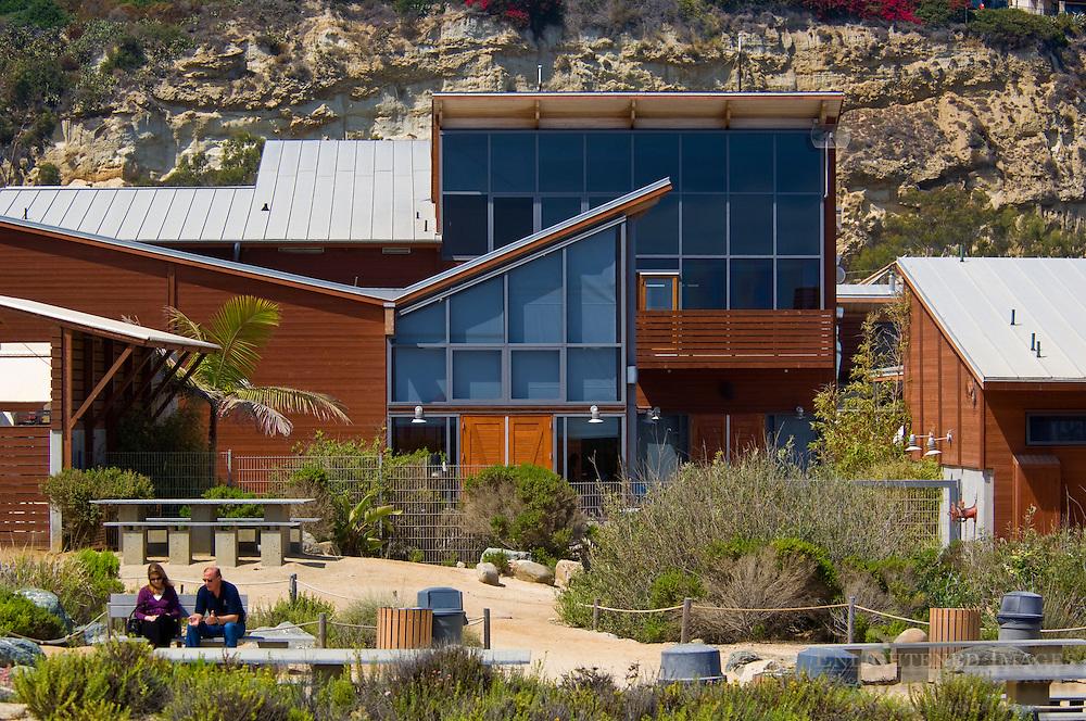 The Ocean Institute at Dana Point Harbor, Dana Point, Orange County, California