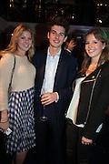 TATIANA HAMBRO; CHARLES HAMBRO; HARRIET ROWLINGTON; , The Gentleman's Journal Autumn Party, in partnership with Gieves and Hawkes- No. 1 Savile Row London. 3 October 2013