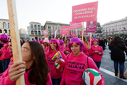 EVENTO MASTER GROUP SPORT PROMOZIONE SUPERCOPPA PALLAVOLO FEMMINILE A MILANO