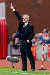 Stoke City Manager Mark Hughes - Mandatory byline: Rogan Thomson/JMP - 26/12/2015 - FOOTBALL - Britannia Stadium - Stoke, England - Stoke City v Manchester United - Barclays Premier League - Boxing Day Fixture.