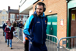 Matt Cox of Worcester Warriors arrives at Welford Road - Mandatory by-line: Robbie Stephenson/JMP - 03/11/2018 - RUGBY - Welford Road Stadium - Leicester, England - Leicester Tigers v Worcester Warriors - Gallagher Premiership Rugby