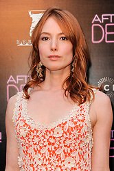 19.08.2013, ArcLight Hollywood, Hollywood, USA, Filmpremiere, Afternoon delight, im Bild Actress Alicia Witt // during photocall for the movie Rush at the Villa Magna Hotel, Madrid, Spain on 2013/08/19. EXPA Pictures © 2013, PhotoCredit: EXPA/ Newspix/ MediaPunch Inc<br /> <br /> ***** ATTENTION - for AUT, SLO, CRO, SRB, BIH, TUR, SUI and SWE only *****