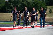July 21-24, 2016: 24, Hungarian GP, Daniil Kvyat, (RUS), Scuderia Toro Rosso
