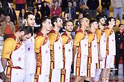 Unicusano Roma<br /> Unicusano Roma - TWS Legnano<br /> Campionato Basket LNP 2016/2017<br /> Roma 26/02/2017<br /> Foto Ciamillo-Castoria