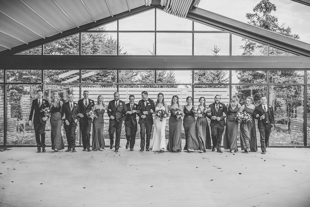 Megan & Tanner's Wintery WhistleBear Wedding