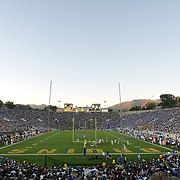 2007 UCLA Football vs Notre Dame at the Rose Bowl, Pasadena, CA<br />