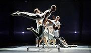 Balletboyz<br /> Life<br /> at Sadler's Wells, London, Great Britain <br /> Fiction by Javier de Frutos <br /> rehearsal <br /> 20th April 2016 <br /> <br /> Andrea Carruciu<br /> Bradley Waller<br /> Edward Pearce<br /> Flatten Esmieu<br /> Harry Price<br /> Jordan Robson<br /> Matthew Rees <br /> Matthew Sanford<br /> Simone Donati <br /> <br /> Photograph by Elliott Franks <br /> Image licensed to Elliott Franks Photography Services
