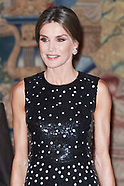 110717 Spanish Royals Host a Reception For President of Israel