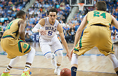 2015 ACC Men's Basketball Tournament Semifinal (Duke vs Notre Dame)