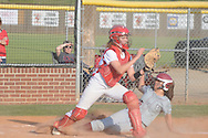 Lafayette High vs. New Albany in Oxford, Miss. on Friday, April 13, 2012. New Albany won 16-9.