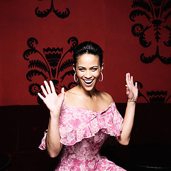 "American actress Paula Patton presenting the movie ""Precious"" at the 62th Cannes Film Festival. France. 16 May 2009. Photo: Antoine Doyen"