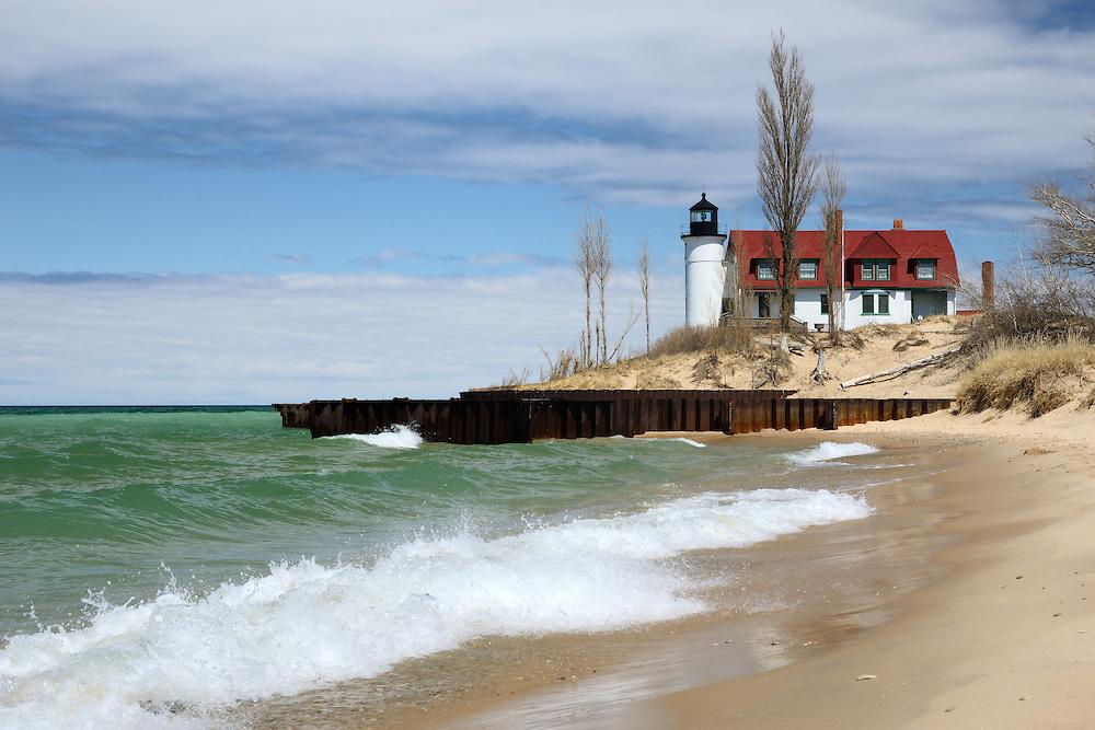 Crystalia, Michigan