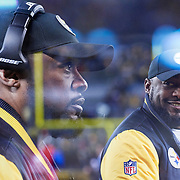 PITTSBURGH, PA - NOVEMBER 26:  during an NFL football game between the Pittsburgh Steelers and the Green Bay Packers on November 26, 2017 at Heinz Field in Pittsburgh, PA. (Photo by Shelley Lipton/Icon Sportswire)