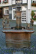 Weaver Fountain, Monschau, eingesandt von Wolfgang Elzer ..., Travel, lifestyle