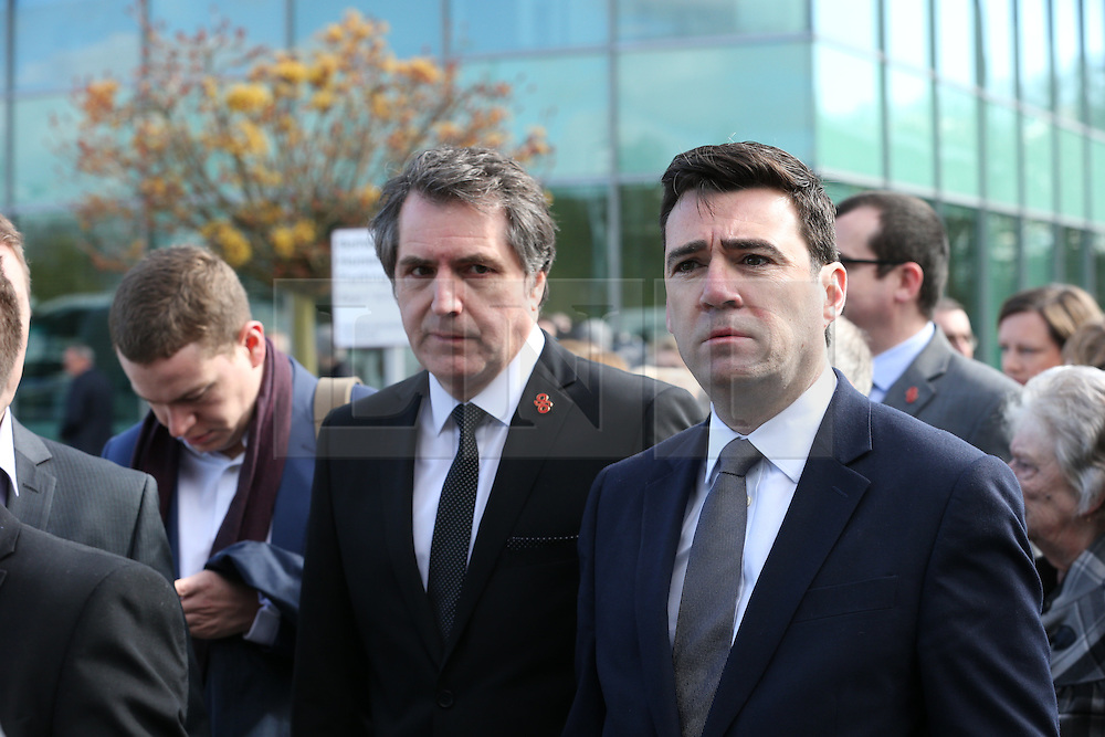 © Licensed to London News Pictures. 26/04/2016. Warrington, UK. The jury delivers their verdicts at the Hillsborough Inquest, at the coroner's court at Birchwood Park.  Photo credit: Joel Goodman/LNP