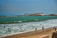 Elmina Castle & Beach