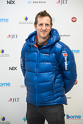 Borne Arctic Trek  2018 launches in London with former England rugby international Will Greenwood MBE, former special forces sergeant and TV presenter Jason Fox and polar explorer Alan Chambers MBE. PICTURED: Will Greenwood.<br /> Unit London, London, February 28 2018.
