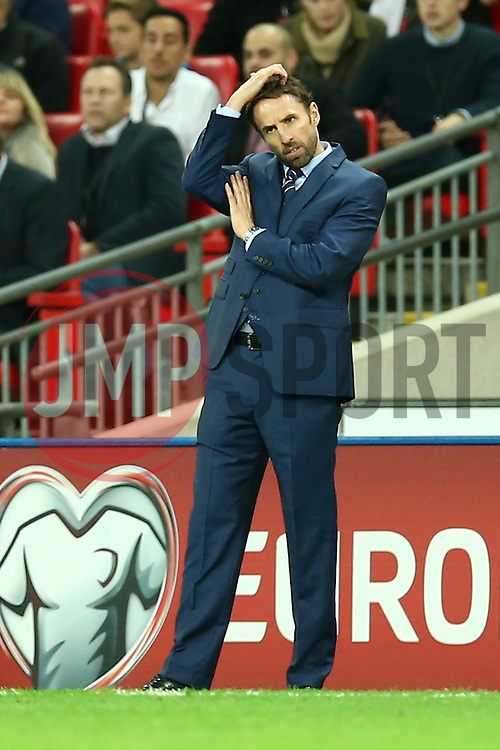 England interim manager Gareth Southgate - Mandatory by-line: Jason Brown/JMP - 08/10/2016 - FOOTBALL - Wembley Stadium - London, United Kingdom - England v Malta - FIFA European World Cup Qualifiers
